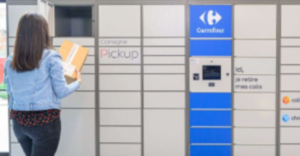 Carrefour apuesta por los puntos de recogida